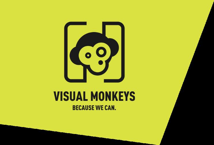 Visual Monkeys logo
